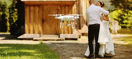 Prises de vues aériennes par drone à Arras et Hauts-de-France