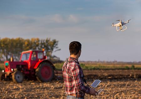 Réalisation de vidéos aériennes par drone à Arras et Hauts-de-France
